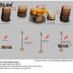 KLAW Stageplan
